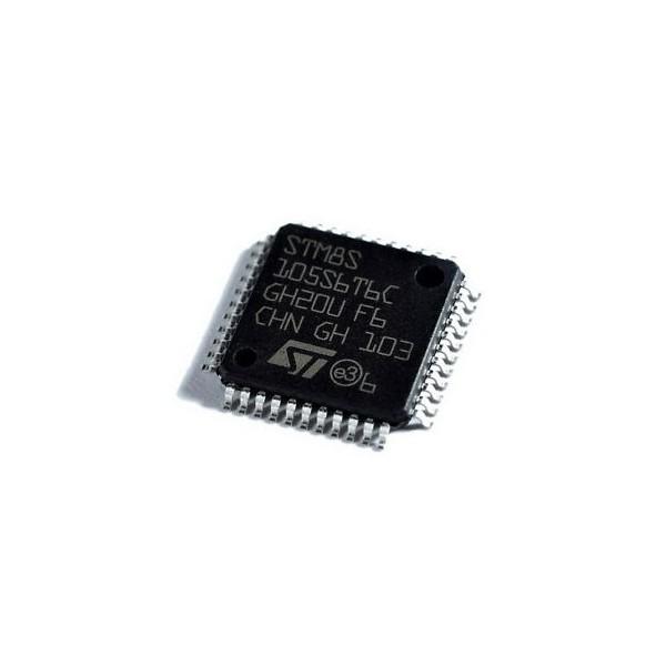 میکروکنترلر STM8S105S6T6C اورجینال-New and original کویرالکترونیک