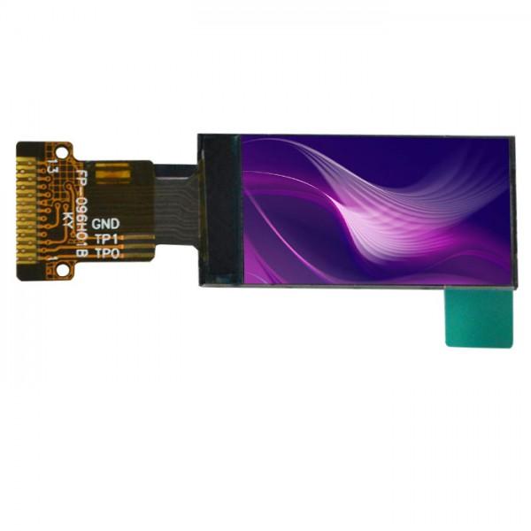 TFT LCD 0.96 inch 160x80 -کویرالکترونیک