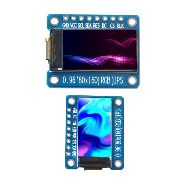 ماژول 0.96inch LCD display Module, 160x80- کویرالکترونیک