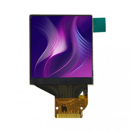 TFT LCD 1.3 inch, IPS Screen, 240x240, SPI, ST7789- کویرالکترونیک
