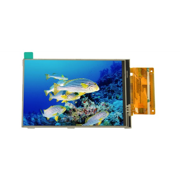 السیدی 4.0 اینچ TFT LCD 4 inch without touch - HD 320x480 - parallel - ILI9486L - کویرالکترونیک
