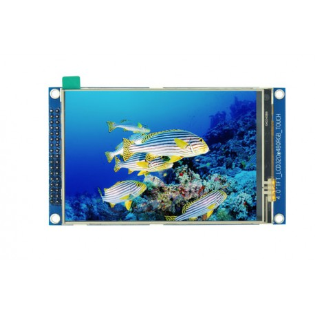 ماژول 4.0 اینچ 4.0inch LCD display Module, 320x480- HD