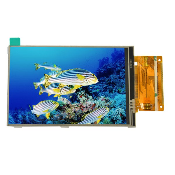 السیدی 4.0 اینچ TFT LCD 4.0 inch - HD-320x480 with touch کویرالکترونیک