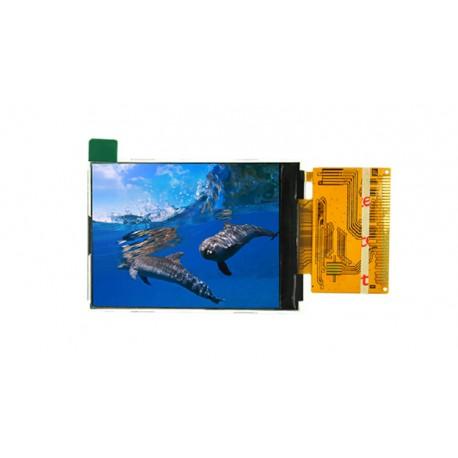 السیدی 2.4 اینچ TFT LCD 2.4 inch -240x320 without touch کویرالکترونیک