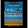 OLED 0.66 inch OLED Module White IIC / SSD1306 -کویر الکترونیک