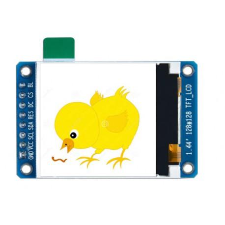 ماژول 1.44 اینچ 1.44inch LCD display Module, 128x128