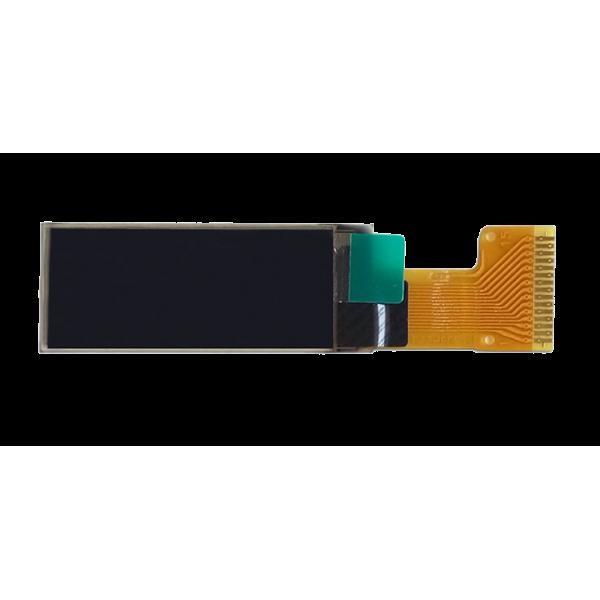 OLED 0.91 inch Blue 128x32 SPI / SSD1306 -کویر الکترونیک