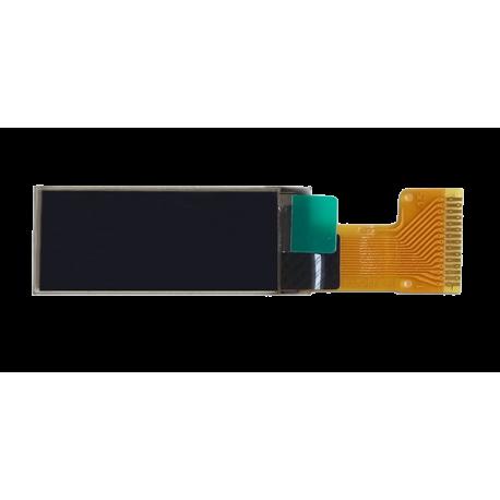 OLED 0.91 inch Blue SPI / SSD1306 -کویر الکترونیک