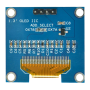 OLED 1.3 inch OLED Module Blue 128x64 IIC / SSH1106 -کویر الکترونیک