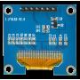 OLED 1.3 inch OLED Module White IIC SPI / SSH1106 -کویر الکترونیک