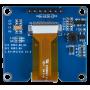OLED 1.54 inch OLED Module White 128x64 IIC SPI / SSD1309 -کویر الکترونیک