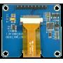 OLED 1.54 inch OLED Module Yellow SPI / SSD1309 -کویر الکترونیک