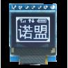 OLED 0.66 inch OLED Module White SPI / SSD1306 -کویر الکترونیک
