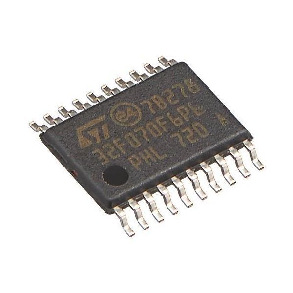 میکروکنترلر STM32F070F6P6 اوریجینال -New and original+گارانتی کویرالکترونیک