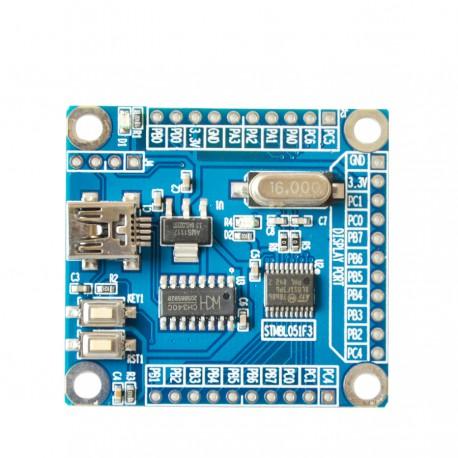 برد STM8L051F3 development board کویرالکترونیک