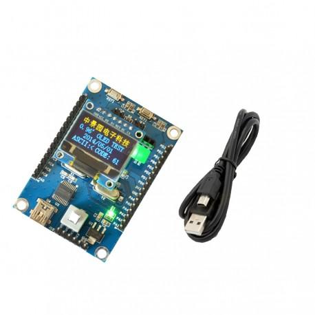 برد STM8L152K4 development board کویرالکترونیک