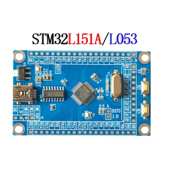 برد STM32L151C8T6 development board