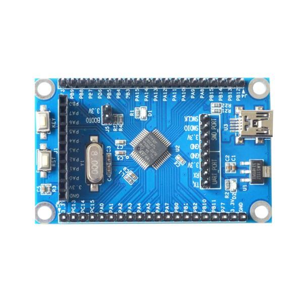 برد Stm32f072 board-کویر الکترونیک