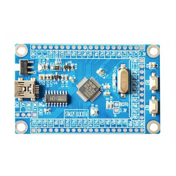 برد STM32F103C8T6 board -کویر الکترونیک