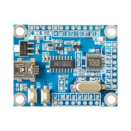 برد STM32F030F4P6 Core board -کویر الکترونیک