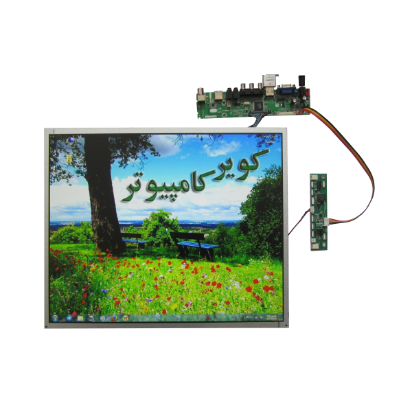 السیدی مربعی 17.0 اینچ m170etn01.1 lcd 17 inch - با رزولوشن 1024×1280کاملا نو و اورجینال