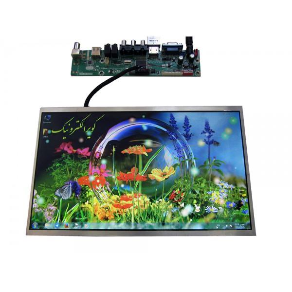 ال ای دی 12.1 اینچ با کیفیت بالا و رزولوشن LED12.1 inch HSD121PHW1-1366*768-s6