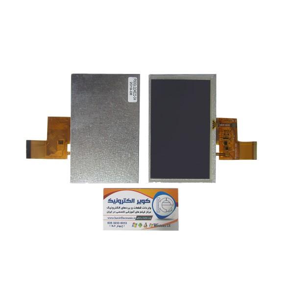 السیدی 5 اینچ بدون تاچ اسکرینtftlcd 5.0 inch(new )800*480 - کویرالکترونیک