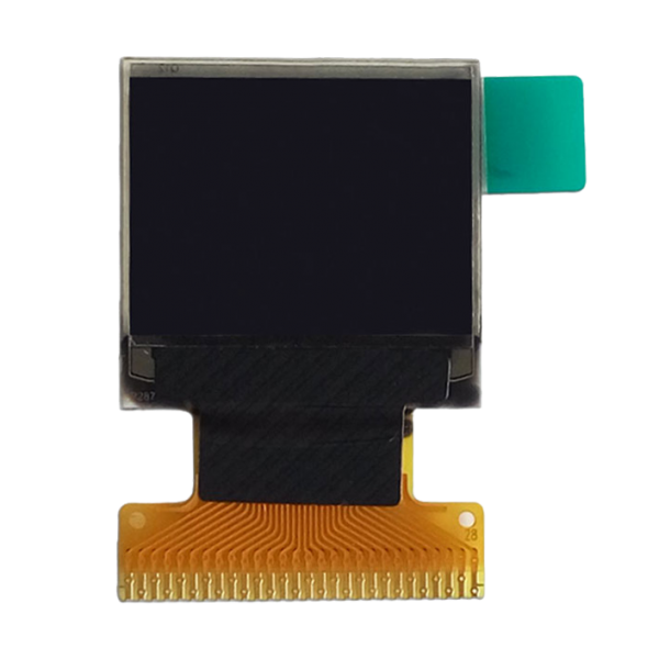 OLED 0.66 inch Blue 64x48 IIC SPI Series / SSD1306 -کویر الکترونیک