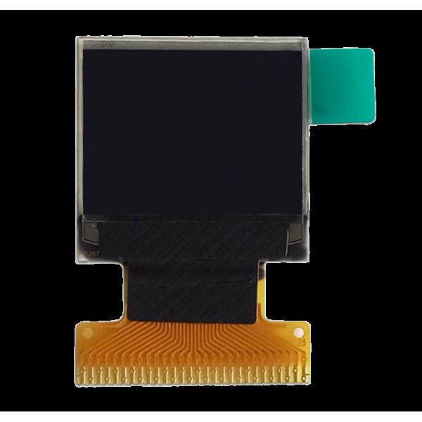 OLED 0.66 inch Blue IIC SPI Series / SSD1306 -کویر الکترونیک