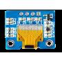 OLED 0.42 inch OLED Module White IIC / SSD1306-کویرالکترونیک