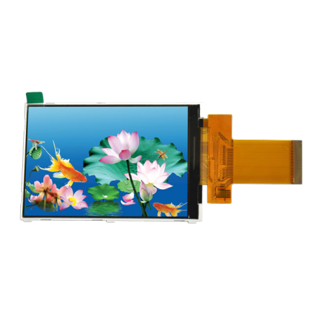 السیدی 3.5 اینچ TFT LCD 3.5 inch - HD-320x480 With Touch - ILI9486L - کویرالکترونیک