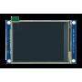 ماژول 2.8 اینچ با تاچ 2.8inch LCD display Module, 240x320- HD - SPI - ILI9341 - کویرالکترونیک