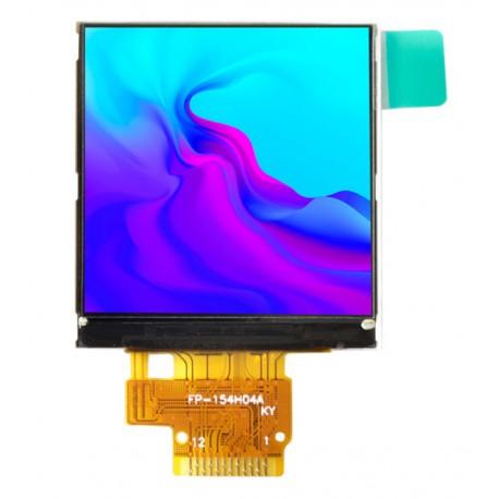السیدی 1.54 اینچ TFT LCD 1.54 inch - 240x240 - ST7789 - کویر الکترونیک