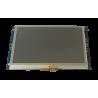 ماژول السیدی 4.3 اینچ با تاچ مقاومتی رزولیشن 272*480 - LCD Module 4.3 inch with resistive touch