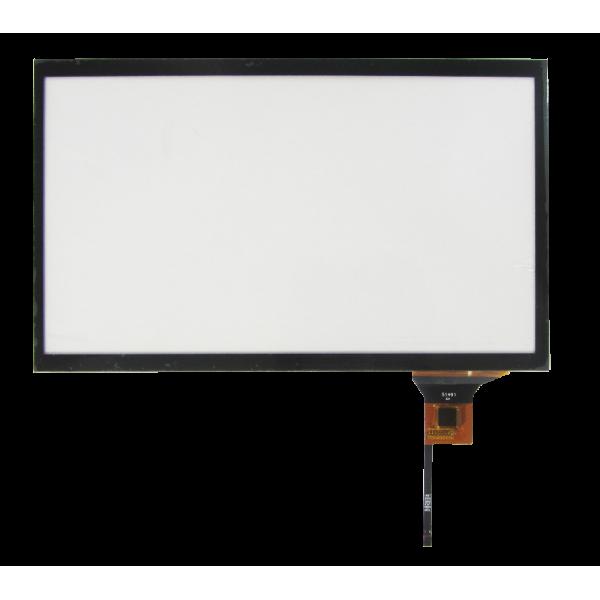 تاچ خازنی 10.1 اینچ 6پین با درایور GT9271 صنعتی و کیفیت بسیار بالا- کویر الکترونیک