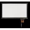 تاچ خازنی 10.1 اینچ 6پین با درایور GT9271 صنعتی و کیفیت بسیار بالا- 10.1 inch