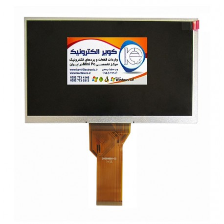 السیدی 7.0 اینچ Innolux TFT LCD 7.0 inch AT070TN94 HighCopy - کویر الکترونیک