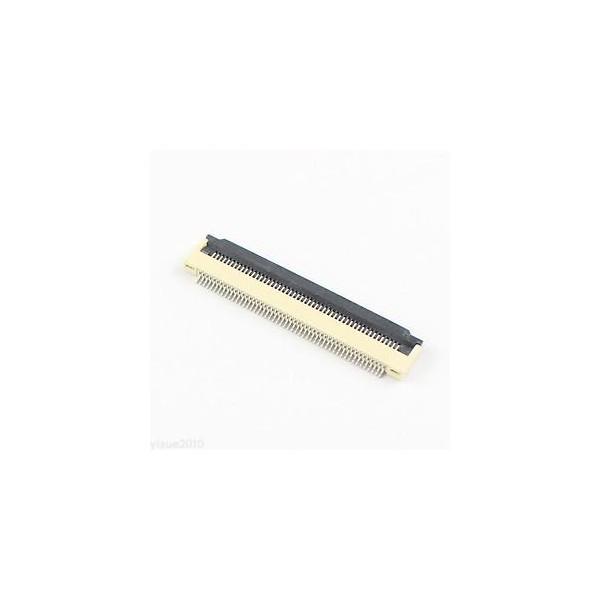 FPC 50pin .5 mm (کانکتور مخصوص lcd 7.0 ) - کویرالکترونیک