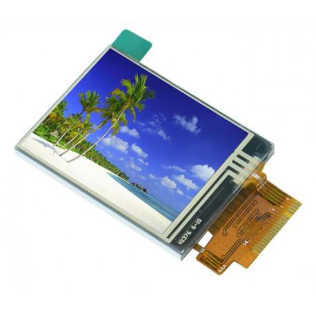 السیدی 1.8 اینچ با تاچ TFT LCD 1.8 inch with Touch, 128x160 SPI - ST7735 - کویر الکترونیک