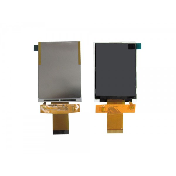 TFT LCD 3.2 MCU SPI-8Bit-16Bit with touch TFT -کویرالکترونیک;