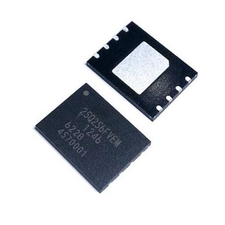 آیسی NOR Flash W25Q256FVEM - اورجینال -New and original+گارانتی -کویرالکترونیک