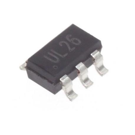 دیود TVS Diodes 5.25V - USBLC6-2SC6 - محافظ ESD - اورجینال -New and original+گارانتی - کویرالکترونیک