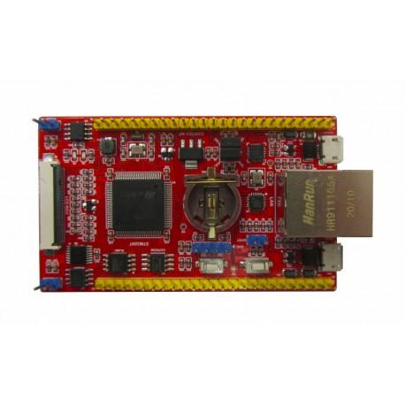 برد کاربردی و حرفه ای EWB-STM32H750-LAN-V1.0