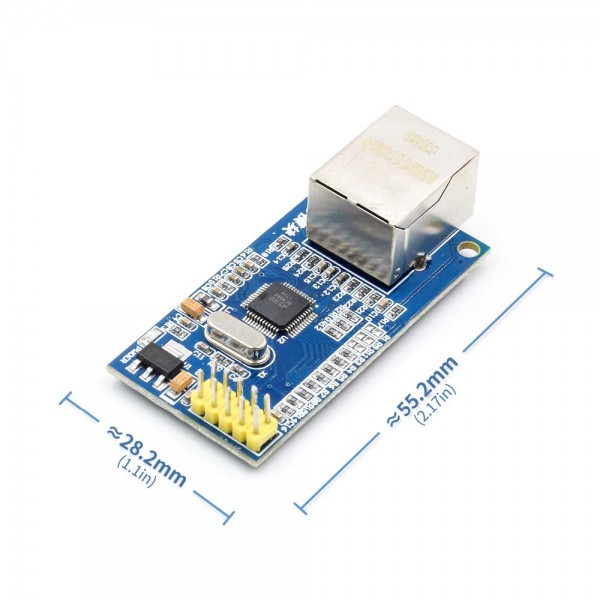 ماژول W5500 Ethernet HR91105A- کویرالکترونیک