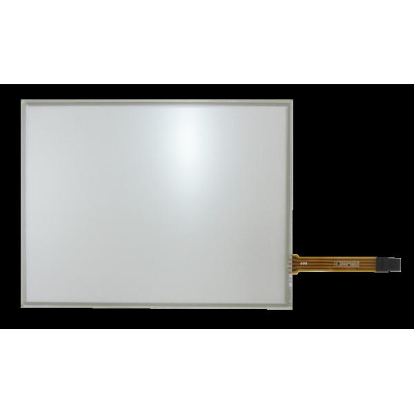 تاچ مقاومتی 10.4 اینچ 4 پین - touch screen 10.4 inch