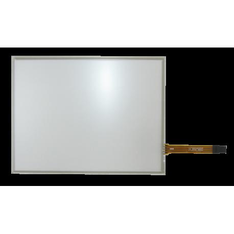 تاچ مقاومتی 10.4 اینچ 4 پین - touch screen 10.4 inch - کویر الکترونیک