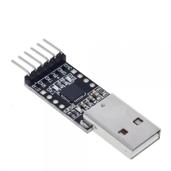 Mini LPC programmer-پروگرامرمیکروکنترلرهای LPC- کویر الکترونیک