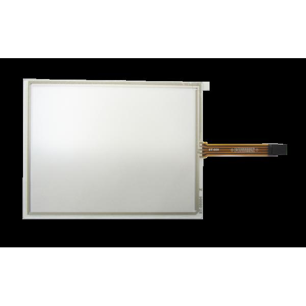 تاچ مقاومتی 8.0 اینچ 4 پین touch screen 8 inch - کویر الکترونیک