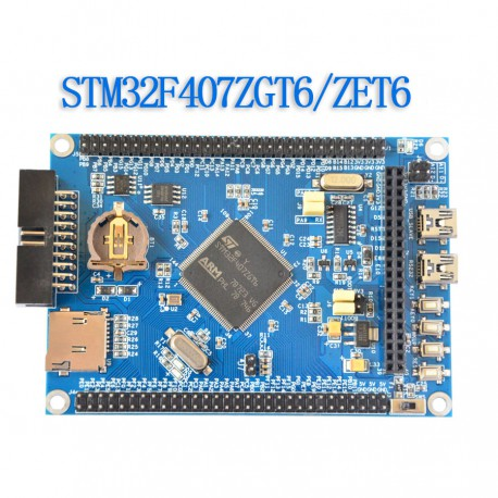 برد STM32F407ZGT6 board کویرالکترونیک