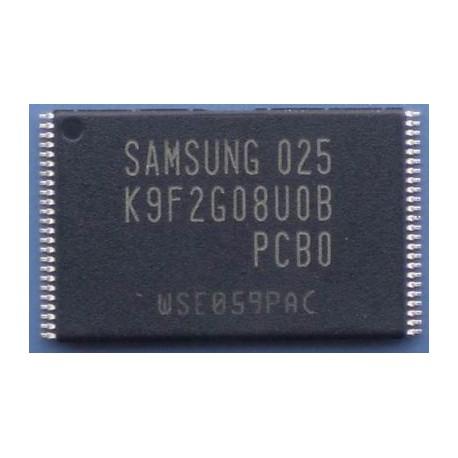 K9F2G08U0B nand flash- کویرالکترونیک